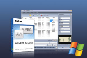 ImTOO AVI MPEG Converter