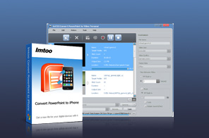 ImTOO Convert PowerPoint to iPhone