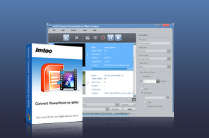 ImTOO Convert PowerPoint to WMV