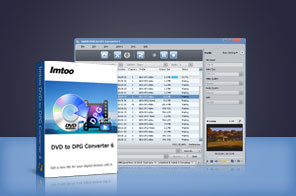 ImTOO DVD to DPG Converter