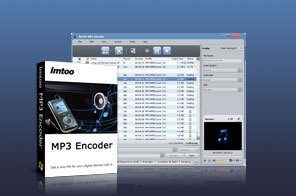 ImTOO MP3 Encoder