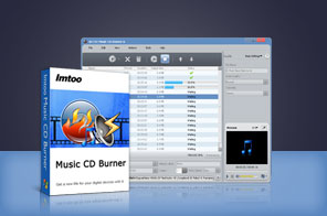 ImTOO Music CD Burner