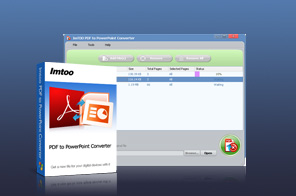 ImTOO PDF to PowerPoint Converter