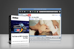 ImTOO YouTube to MP3 Converter for Mac