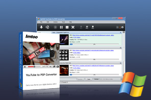 ImTOO YouTube to PSP Converter