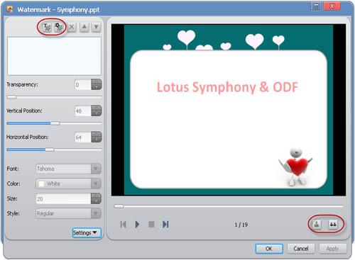 ImTOO Convert PowerPoint to DVD Business