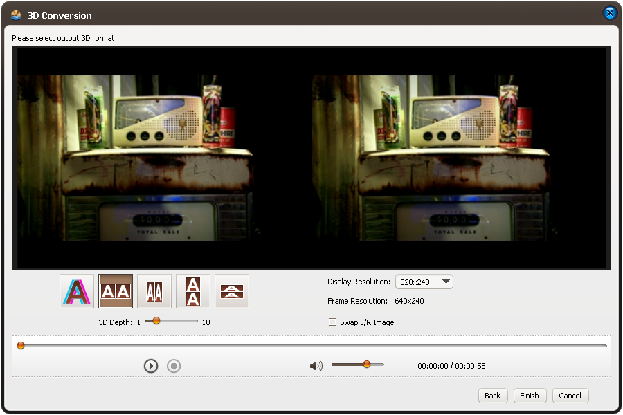 ImTOO Blu-ray to Video Converter